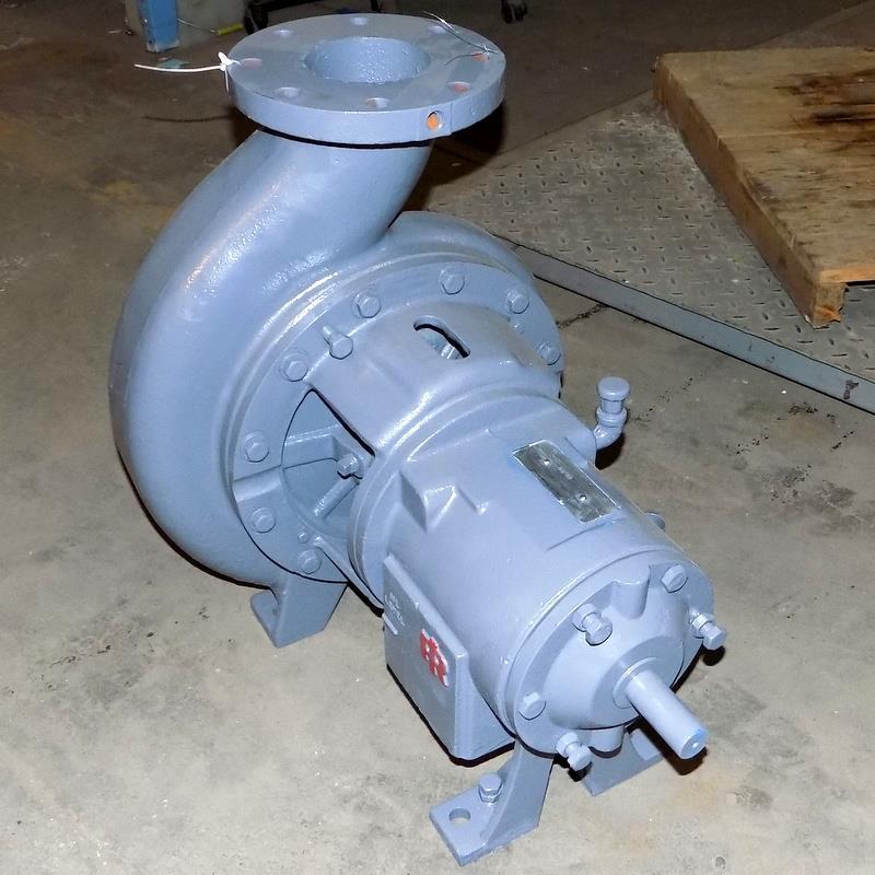Ingersoll Dresser Pumps 1800rpm Size 6x4x10 Centrifugal Pump 0496 7456c H0c2