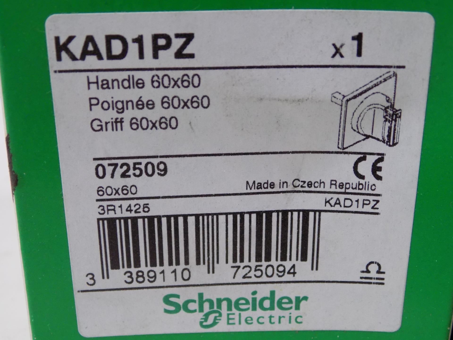ONE Schneider KAD1PZ