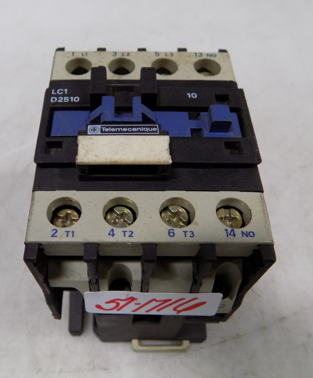 Telemecanique Contactor Wiring Diagram - Wiring Diagrams on