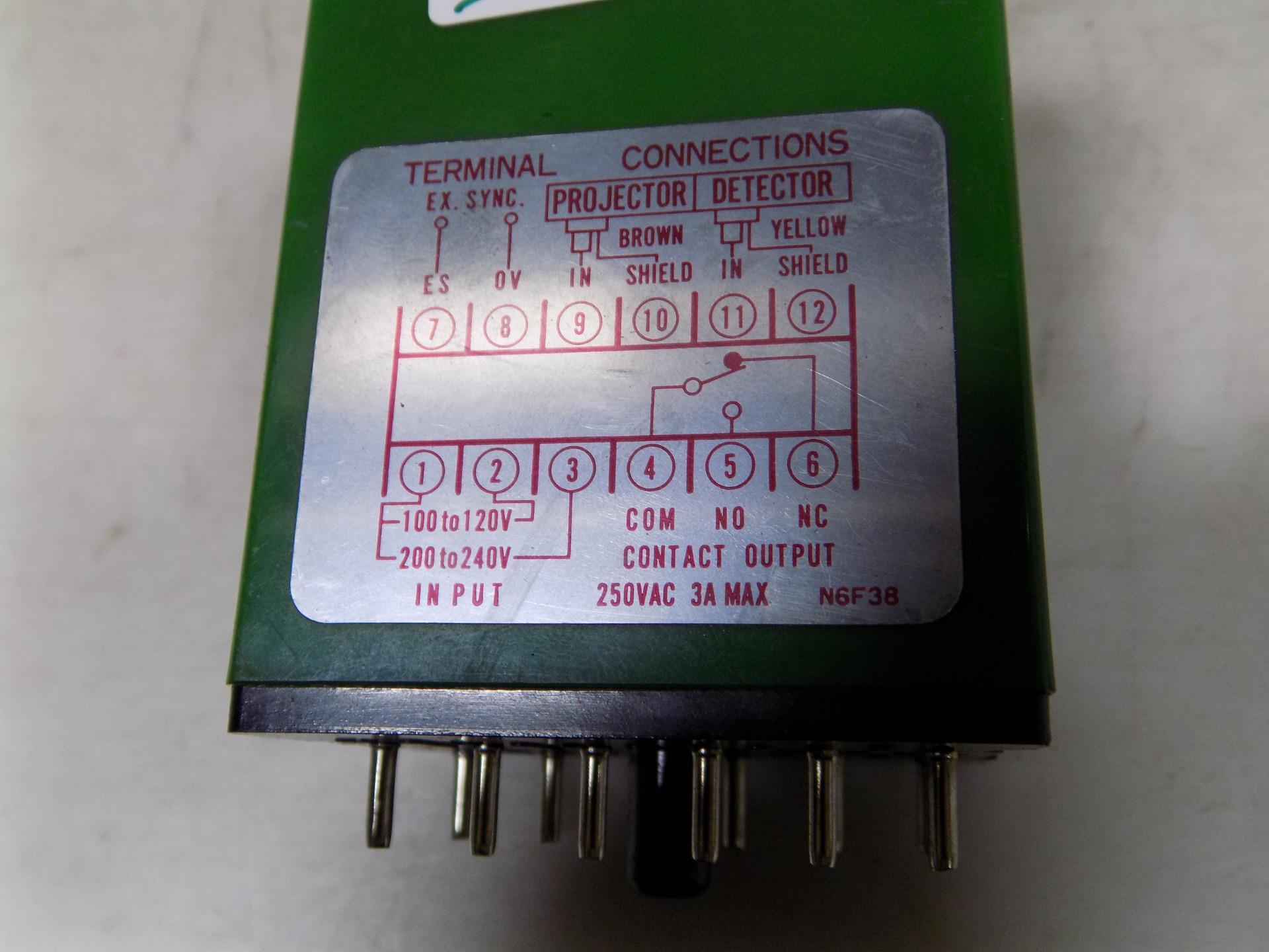 Sunx Amplifier Sensor Controller Power Relay Timer Ps 930a D Ebay Lsjch02052018 Shelf51 18952 Jobcodedil111817