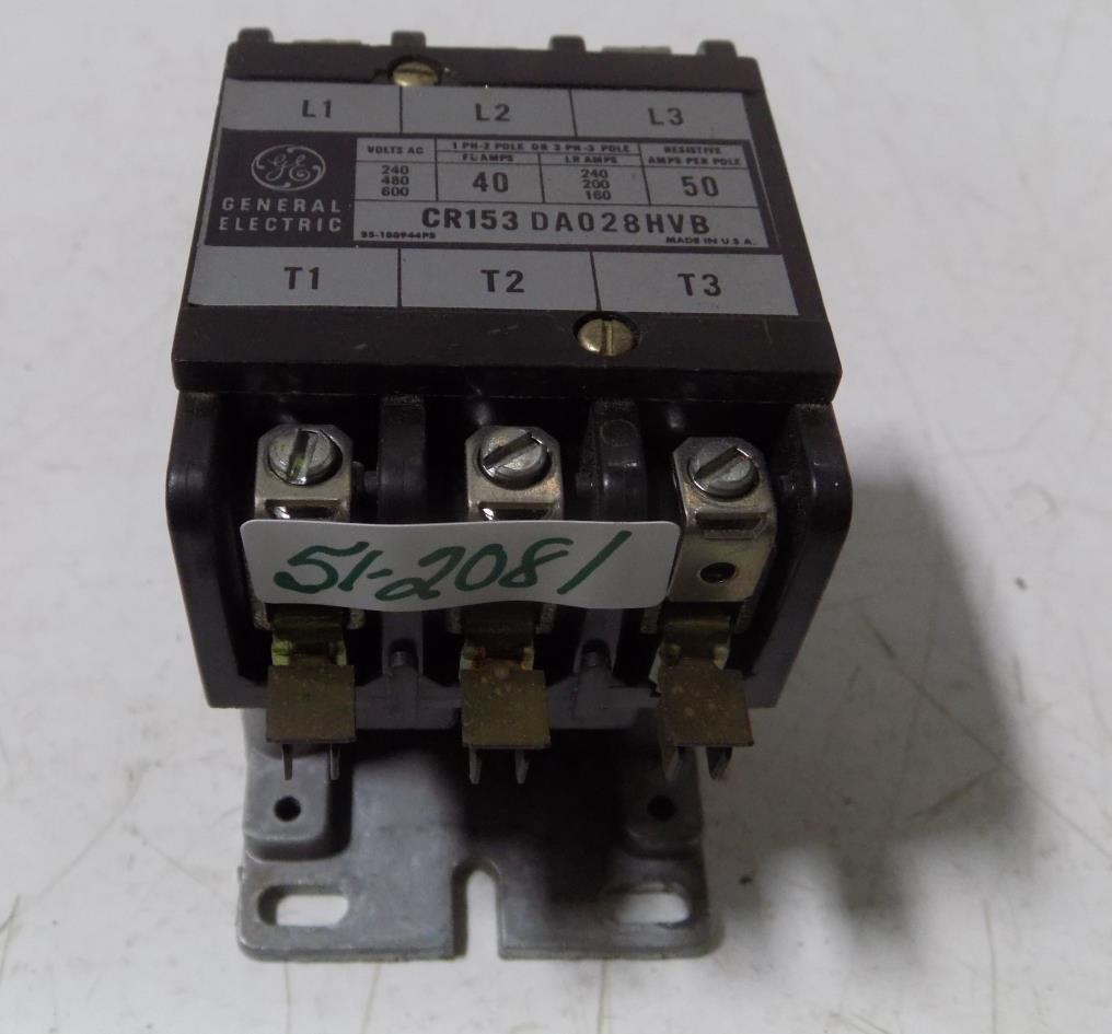 GENERAL ELECTRIC RENEWAL COIL E-3198603
