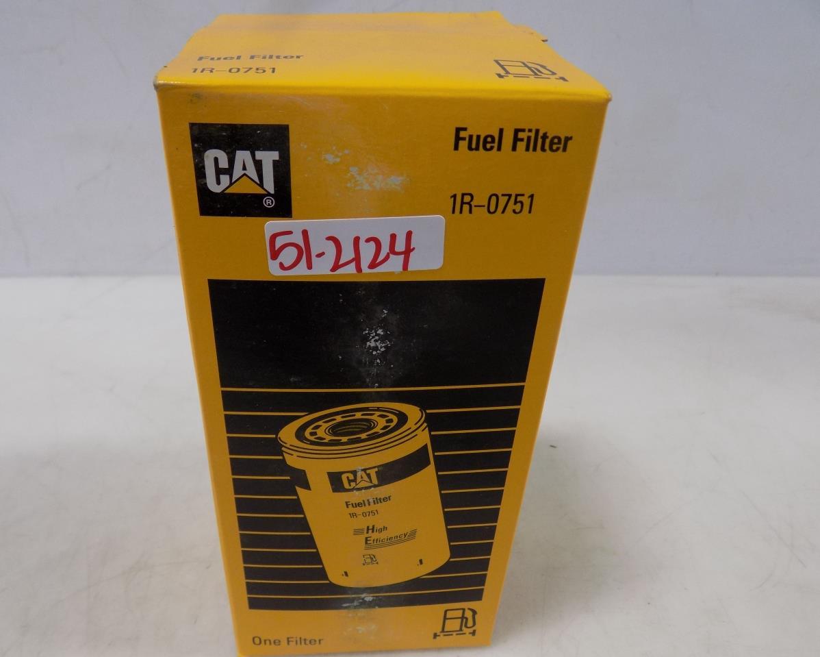 CAT FUEL FILTER 1R-0751 NIB