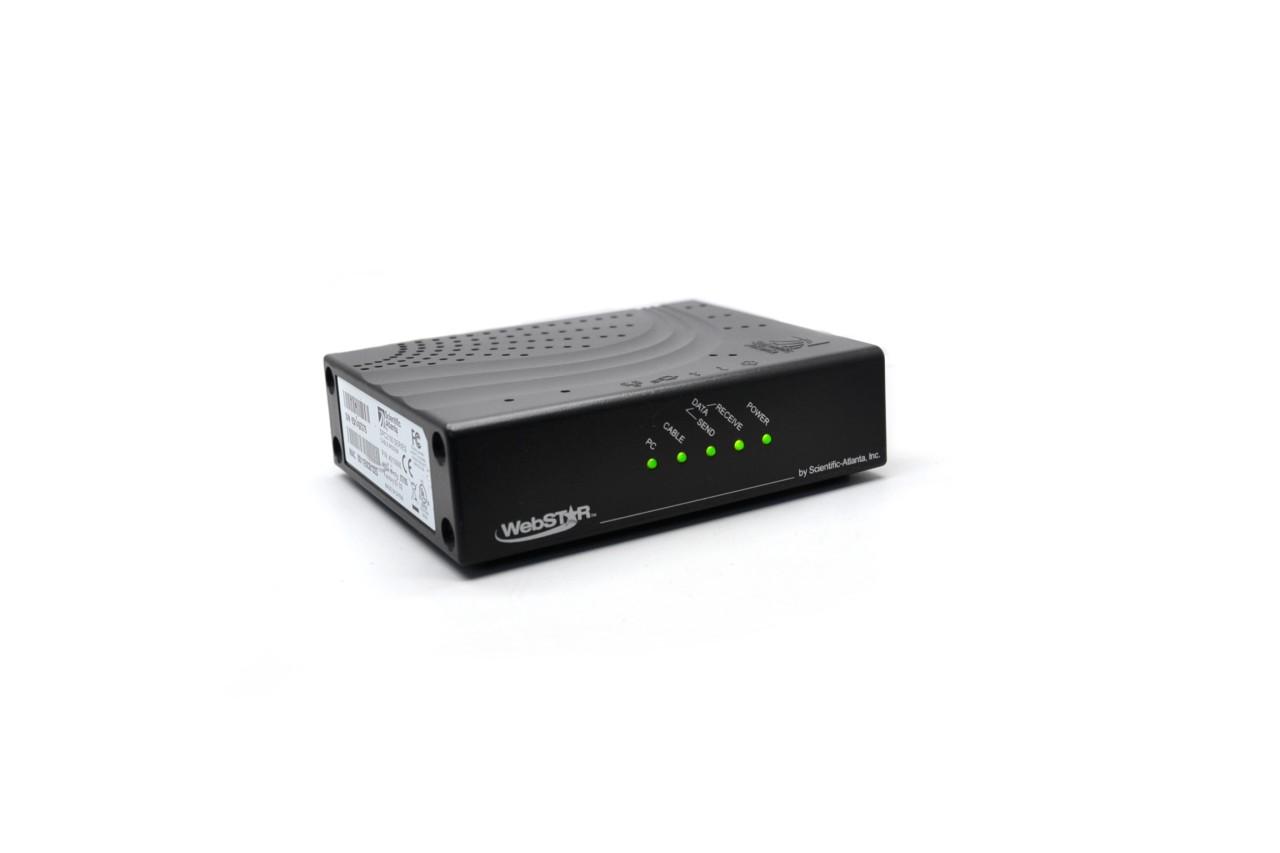Cisco 2100 Ethernet USB Cable Modem Epc2100r2