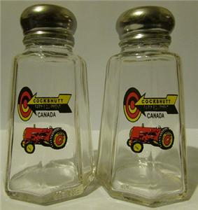 A Charming Set of 2 Mountian Dew Salt and Pepper Shakers 105