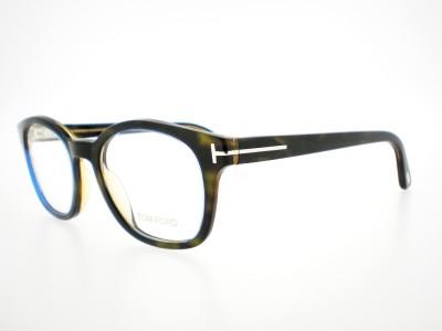 4195734c47 Brand New Tom Ford Eyeglasses TF 5208 092 Black Brown on PopScreen