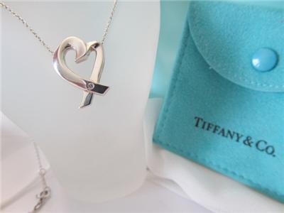 Tiffany co paloma picasso loving heart diamond necklacependant paloma picasso loving heart diamond necklacependant med19chain aloadofball Gallery