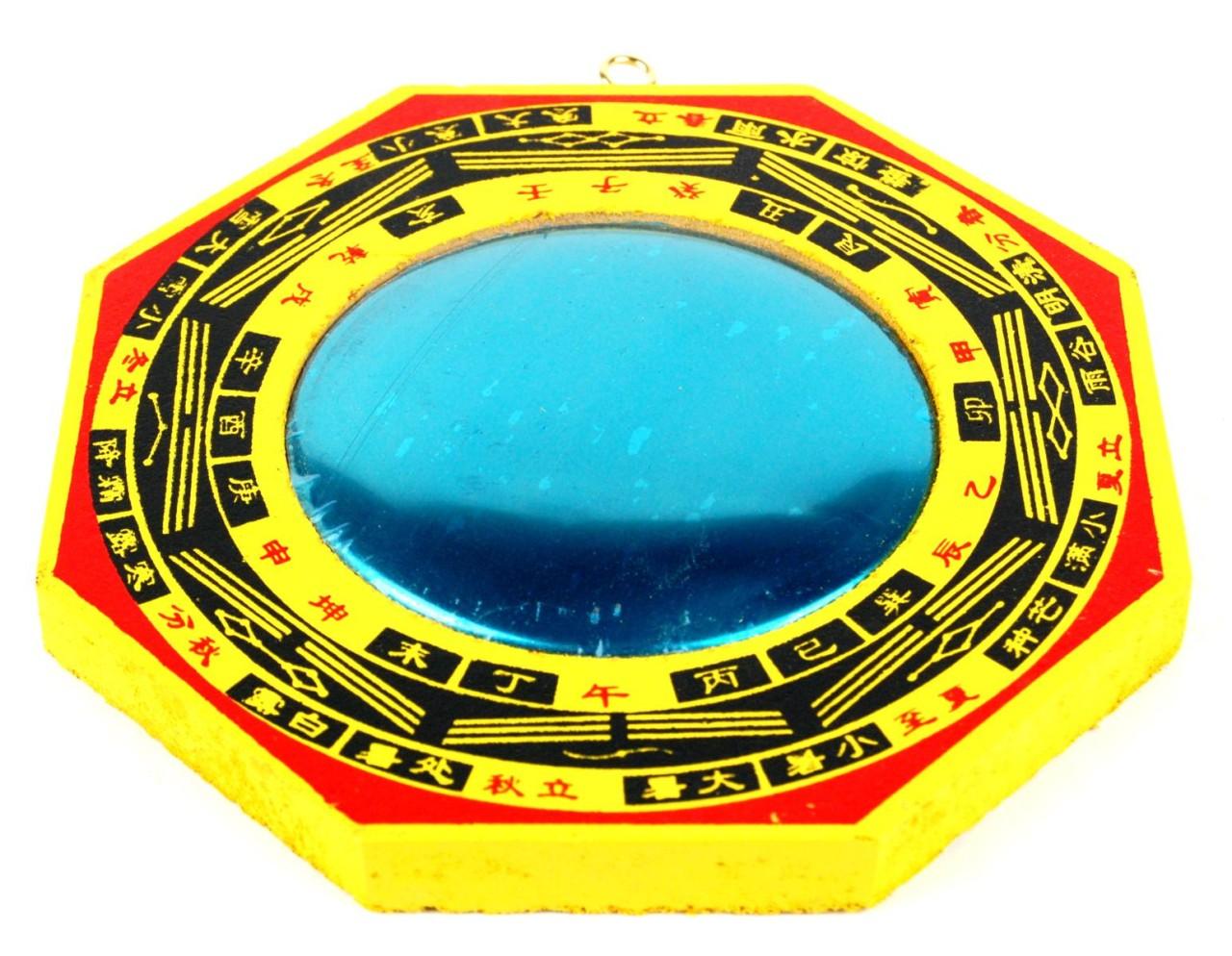 Admirable Chinese Convex Bagua Mirror Feng Shui Pa Kua Taoist Talisman Energy Chi Gift 5 Ebay Door Handles Collection Olytizonderlifede