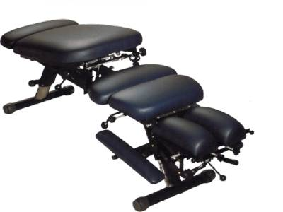 Iron Club 280 Chiropractic Table Therapy Stationary