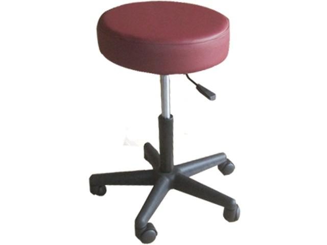 shanghai round pneumatic rolling medical salon spa massage stool without back ebay. Black Bedroom Furniture Sets. Home Design Ideas