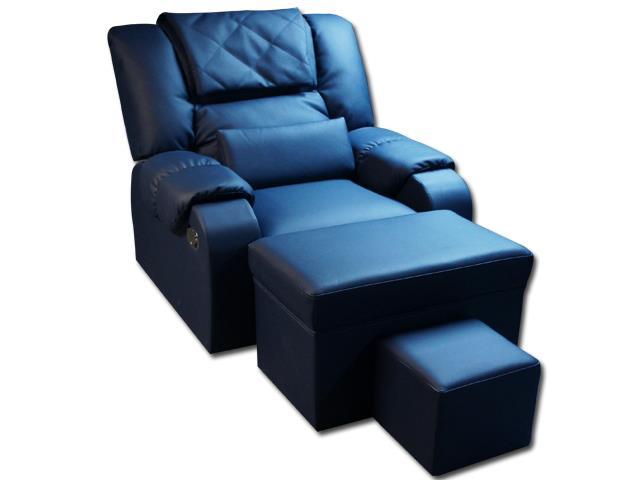 Toa 2 Sofas Reflexology Reclining Foot Massage Sofa Chair