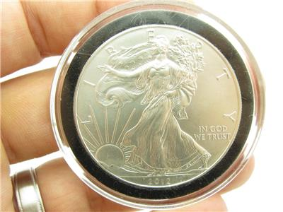 2012 American Eagle Walking Liberty 1 Oz Fine Silver 999