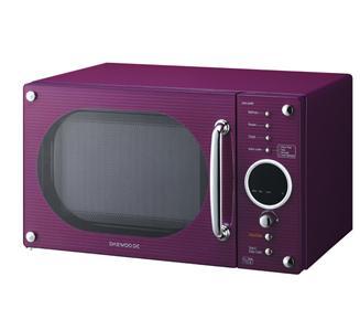Daewoo Purple Microwave Oven Kor6n9rp Ebay