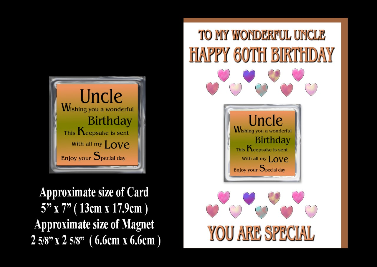 40th Birthday Ideas Gifts For Uncle