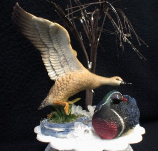 duck wedding cake toppers uk mallard duck wedding cake topper god beautiful nature 13779
