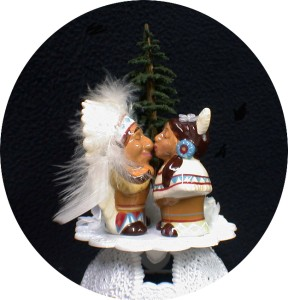 funny indian wedding cake toppers chief american indian wedding cake topper groom top 14553