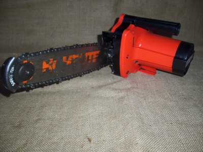 Vtg HOMELITE TEXTRON 10 ELECTRIC CHAINSAW XELl 10