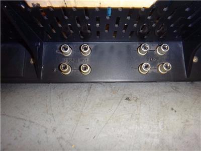 enceinte a amplificateur incorporée 1958