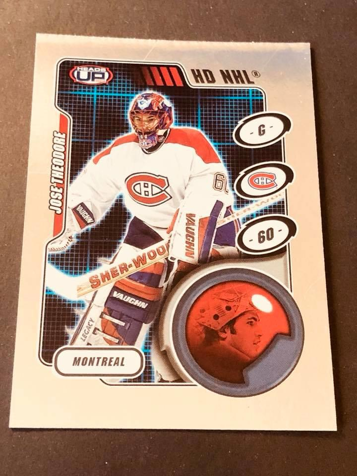 2002-Pacific-Heads-Up-HD-NHL-OVERSIZED-PROOF-You-Choose-Your-Own-Card