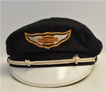 Harley-Davidson Motorcycles Hat Cap Antique Vintage ...  |Vintage Harley Davidson Hats