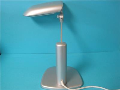Details about 3M Polarizing LED Glare Task Light Desktable Lamp Model TL1000 Working Tested