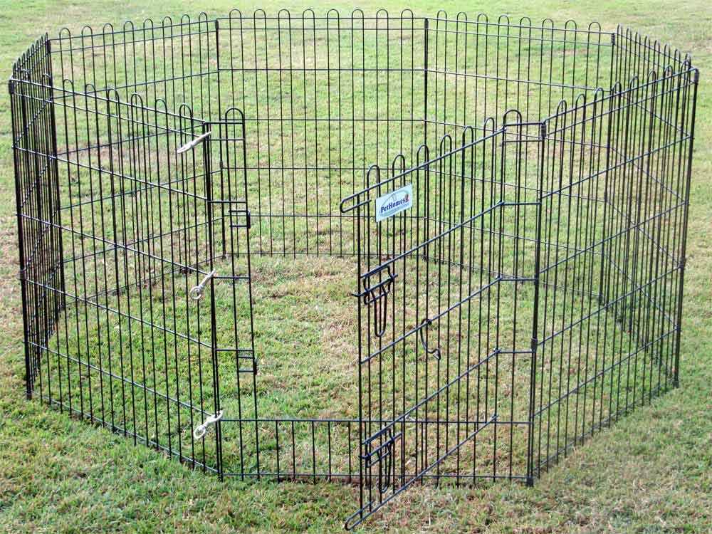 24 Quot Pet Dog Puppy Guinea Pig Rabbit Playpen Enclosure Pen
