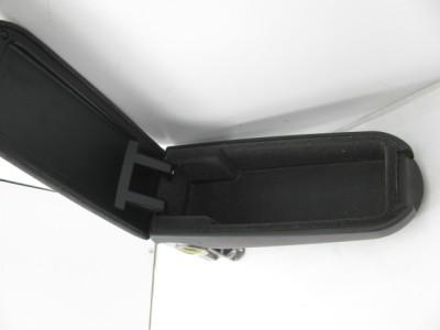 center console arm rest charcoal grey vw passat 98 01 b5 1 8t v6 oem 3b0864207f ebay. Black Bedroom Furniture Sets. Home Design Ideas