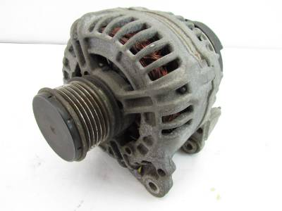 2 0l tdi 140 amp alternator bosch vw jetta golf 05 12 oem. Black Bedroom Furniture Sets. Home Design Ideas