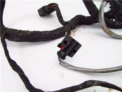 tdi engine wiring harness 2 0l cjaa w dsg vw jetta 10 11 03l972619am rh ebay com Subaru Wiring Harness Clips Wiring Harness Retainer Clips