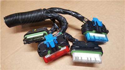 1996-97 chevy blazer gmc jimmy ecm wiring pigtails for ecms 16244210  16208546
