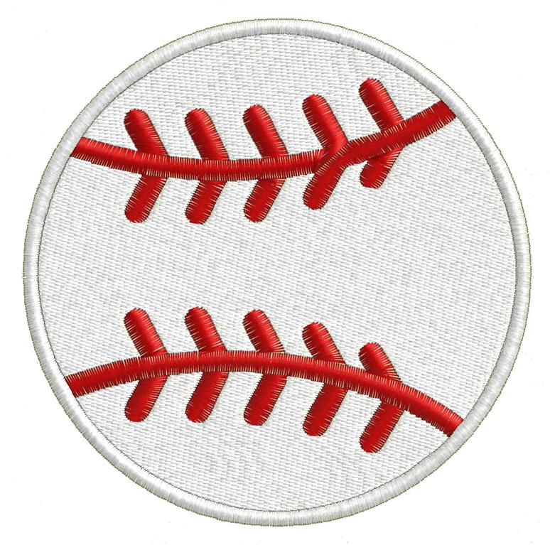 Sports Designs Embroidery 121