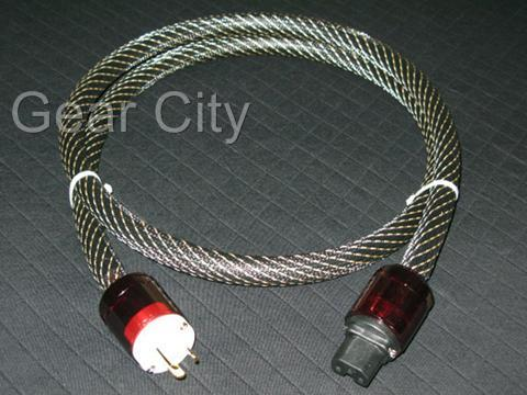 1.5M AC Mains Power OFC Cable Cord IEC EURO EU Plug