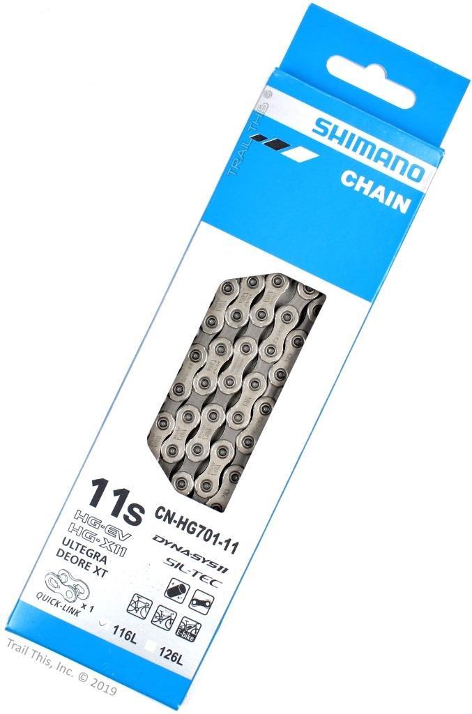 Shimano XT//Ultegra CN-HG701 11-Speed Chain