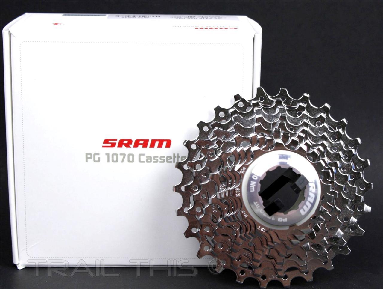 SRAM Rival//Force PG-1070 Cassette 10 S 11-26