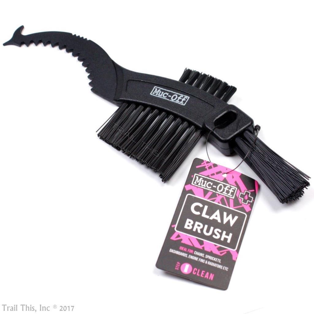 Bicycle Cassette Freewheel Cleaning Brush Scraper Tool Set Claw Bike Cog