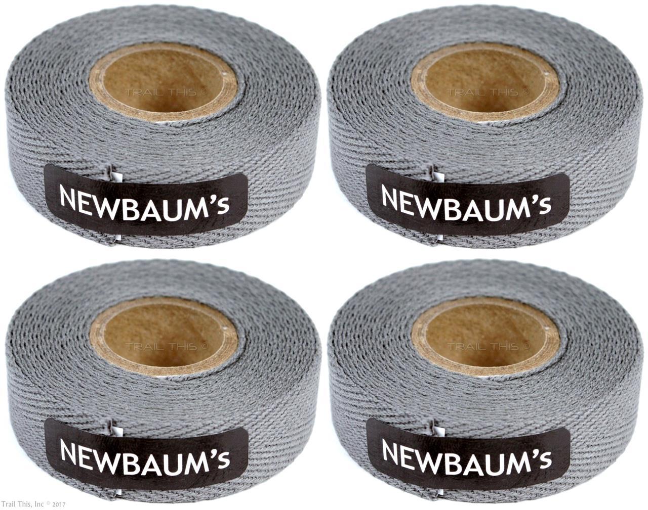 Cloth Tape Dark Gray x Newbaums