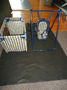 Graco Tolly Tots Doll Playpen Swing Amp Car Seat Set Ebay
