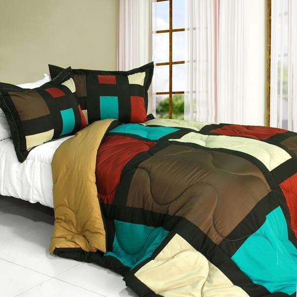 Sweet Shadow Down Alternative Comforter Set twin queen or ...