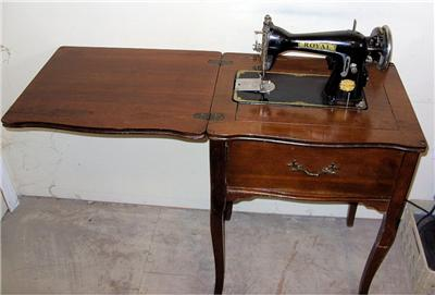 made in occupied japan a vintage royal precision made sewing machine cabinet ebay. Black Bedroom Furniture Sets. Home Design Ideas