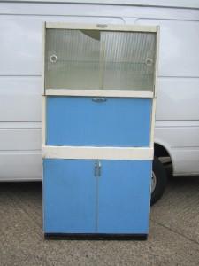 Retro Kitchen Cabinet Eastham 1950 S 1960 S Atomic Ebay