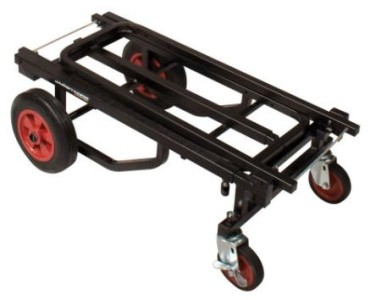 New Musician Equipment Dj Dolly Rolling Cart Heavy Duty