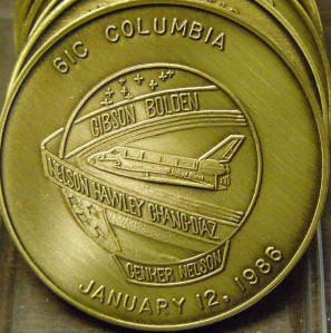 space shuttle challenger coins - photo #39
