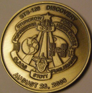 space shuttle discovery 5 dollar coin worth - photo #18