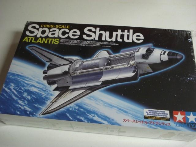 tamiya space shuttle atlantis - photo #5