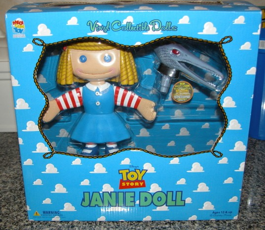 16 Popular Toy Story Janie Doll Eyeviewnetcom