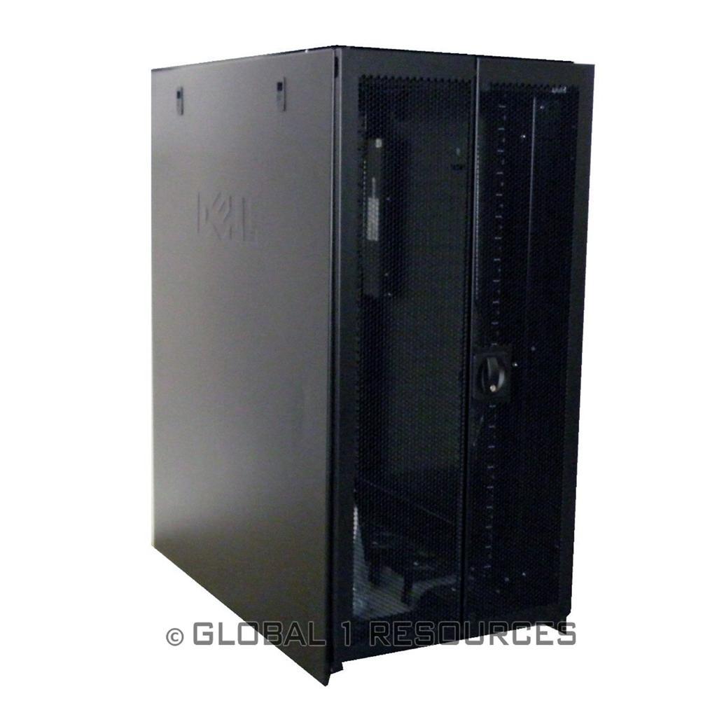 Dell 2420 24u Server Rack Cabinet Racks 2410 Computer
