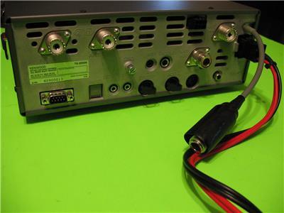 Automatic Control: 23Cm transceiver