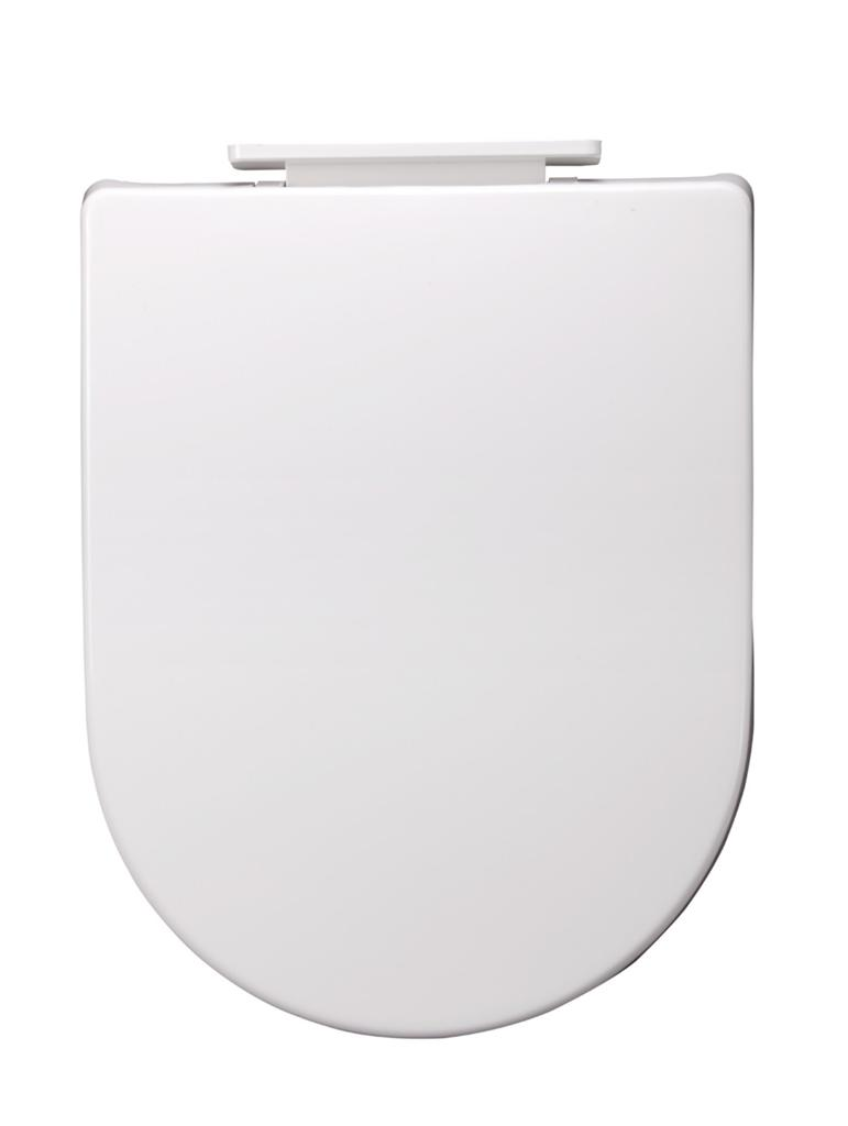 square shaped toilet seat. WHITE SOFT CLOSE TOILET WC SEAT OVAL D  SHAPE SQUARE