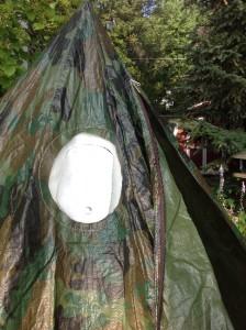 Wyoming Tarp Tent Tipi 6 Sided Floor Amp Stovejack