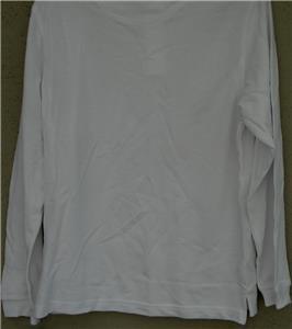 Dockers Boys Plain Polo Shirt BRAND NEW Various Sizes Long Sleeve White