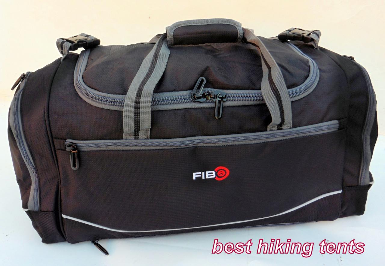 d0a94ac17fc2 Fib Heavy Duty H.D Duffle Carry Bag Travel Luggage Duffel Tote Tool ...